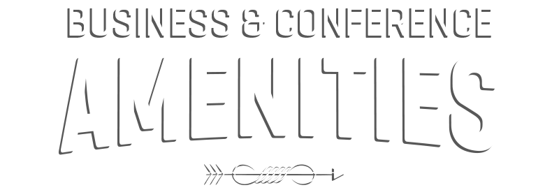 Business and Conference Amenities